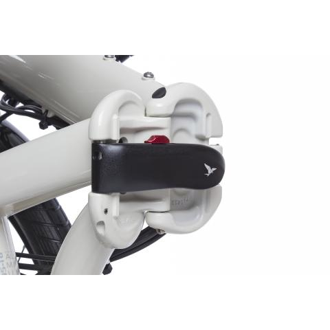 The Tern Eclipse P20 OCL Joint is a new reference in folding frame technology.