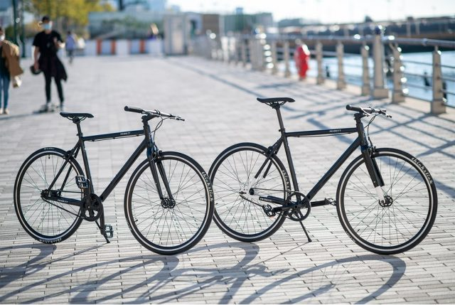 Priority Ace Of Spades Fixie Bike