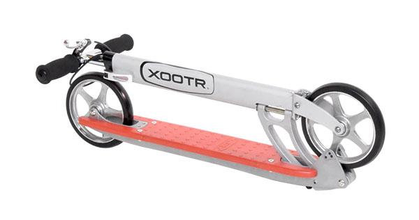 Xootr kick scooter Dash.