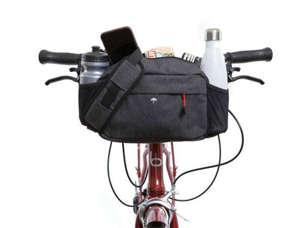 Mini Messenger Handlebar Bag (KLICKfix).