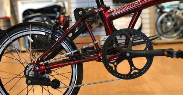 Keep your bicycle well maintained.