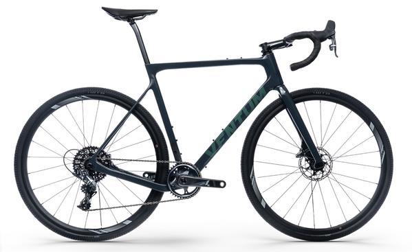 GS1 gravel bike.