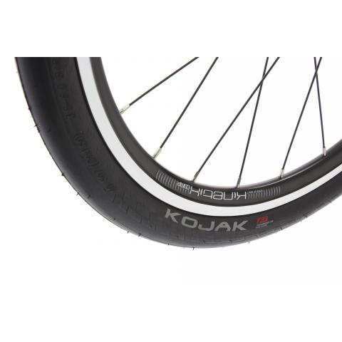 Tern Eclipse P20 has Schwalbe Kojak tires.