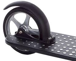 Back fenders is one of those adult scooter accessories that you need.